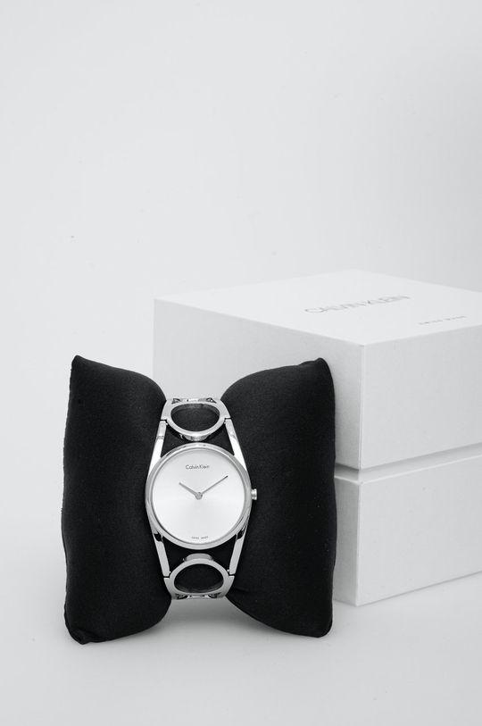 Calvin Klein - Zegarek K5U2S146 Stal szlachetna, Szkło mineralne
