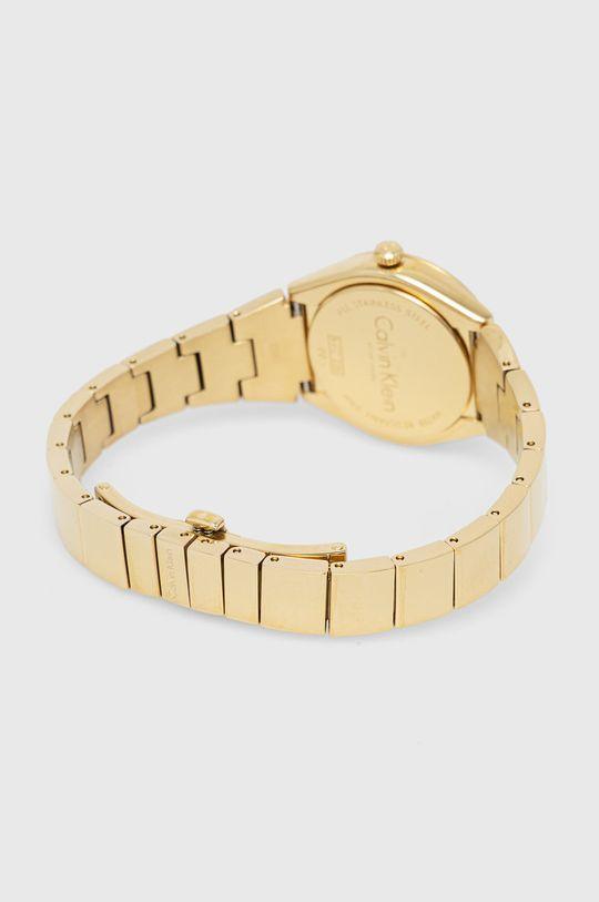Calvin Klein - Zegarek K6C23546 złoty