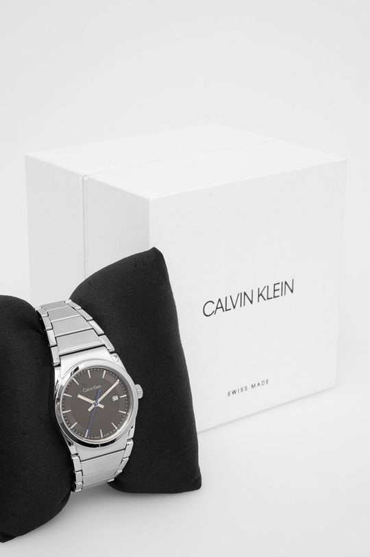 Calvin Klein - Zegarek K6K33143 Stal szlachetna, Szkło mineralne