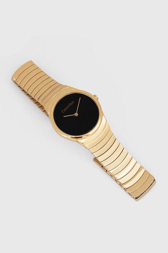 złoty Calvin Klein - Zegarek K8A23541 Damski