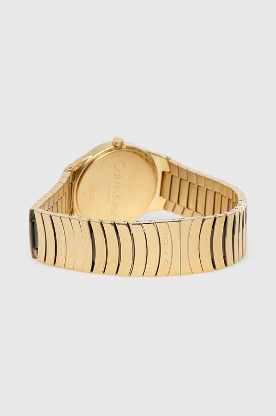 Calvin Klein - Zegarek K8A23541 złoty