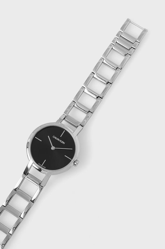 Calvin Klein - Zegarek K8N23141 srebrny