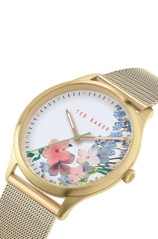 Ted Baker - Zegarek BKPBGS007 złoty