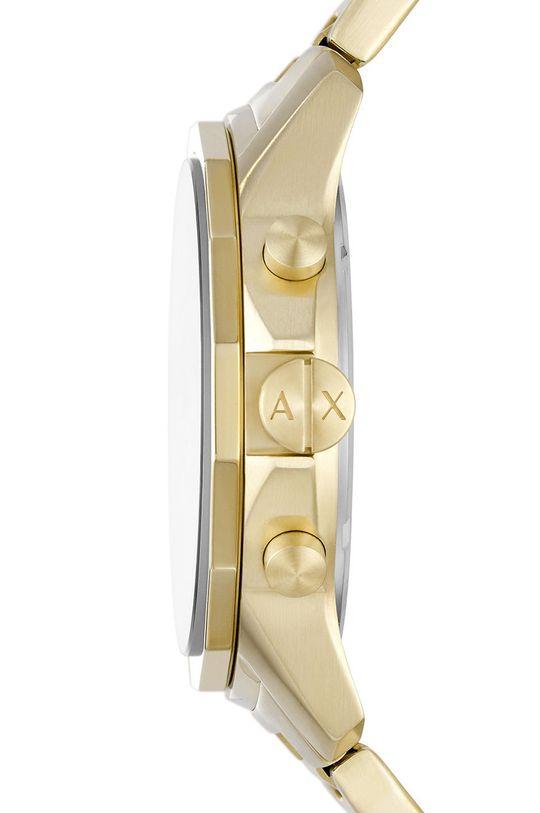 Armani Exchange - Zegarek AX1721 złoty