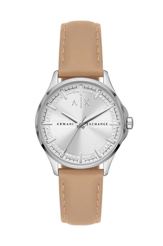 cielisty Armani Exchange - Zegarek AX5259 Damski