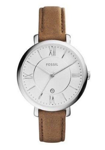 hnědá Fossil - Hodinky ES3708 Dámský