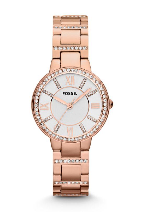 roz rosu Fossil - Ceas ES3284 De femei
