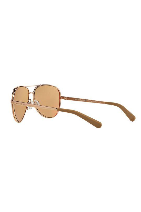 pastelowy różowy Michael Kors - Okulary MK5004.1017R1