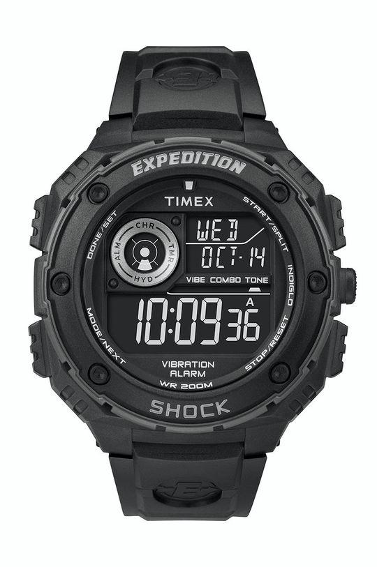 чорний Timex - Годинник T49983 Чоловічий
