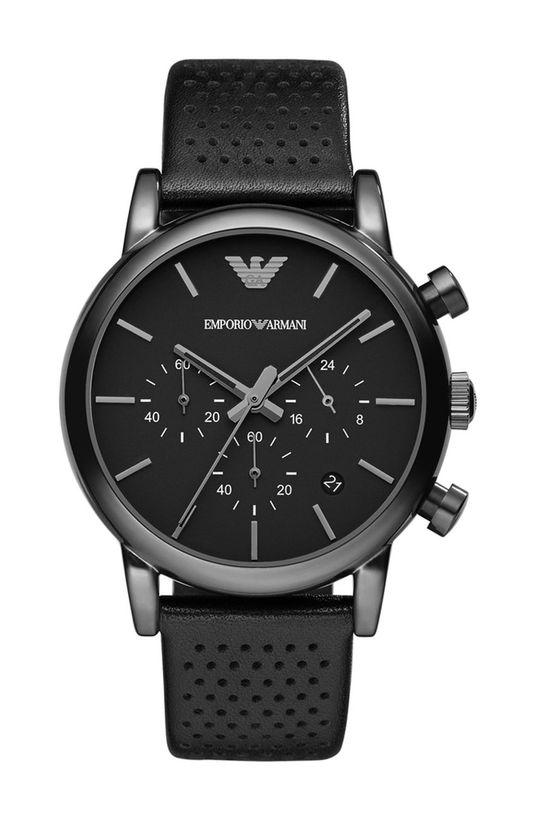 чорний Emporio Armani - Годинник AR1737 Чоловічий