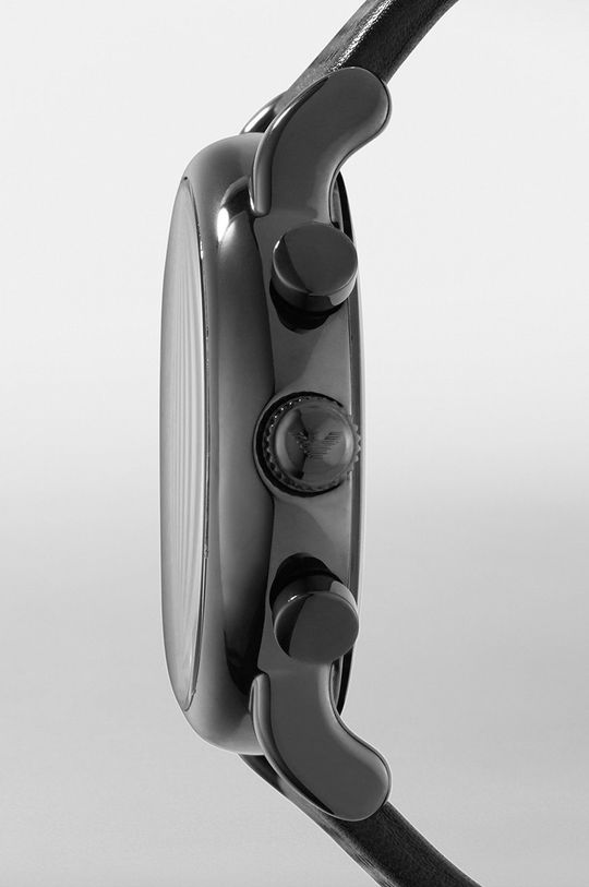 Emporio Armani - Годинник AR1737  Натуральна шкіра, Благородна сталь, Мінеральне скло