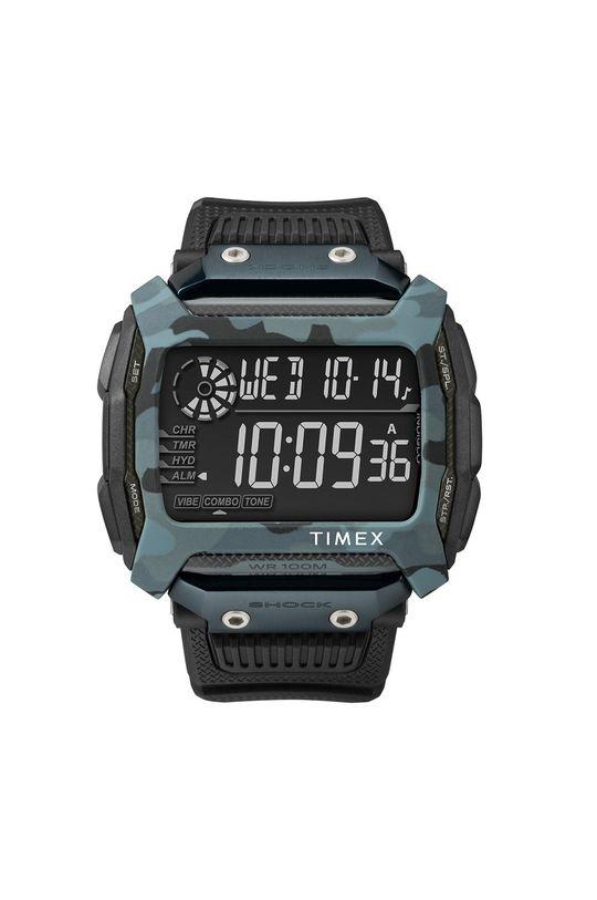 чорний Timex - Годинник TW5M18200 Чоловічий
