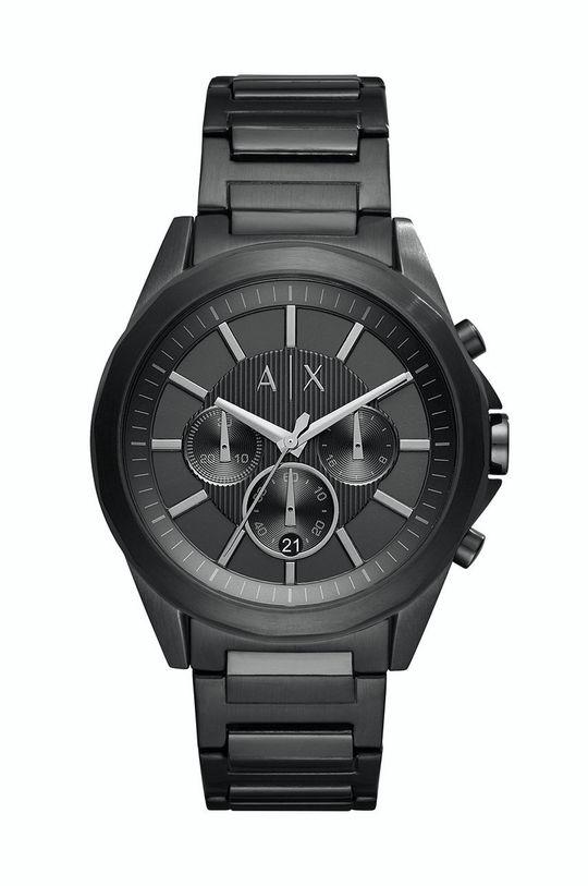 чорний Armani Exchange - Годинник AX2601 Чоловічий