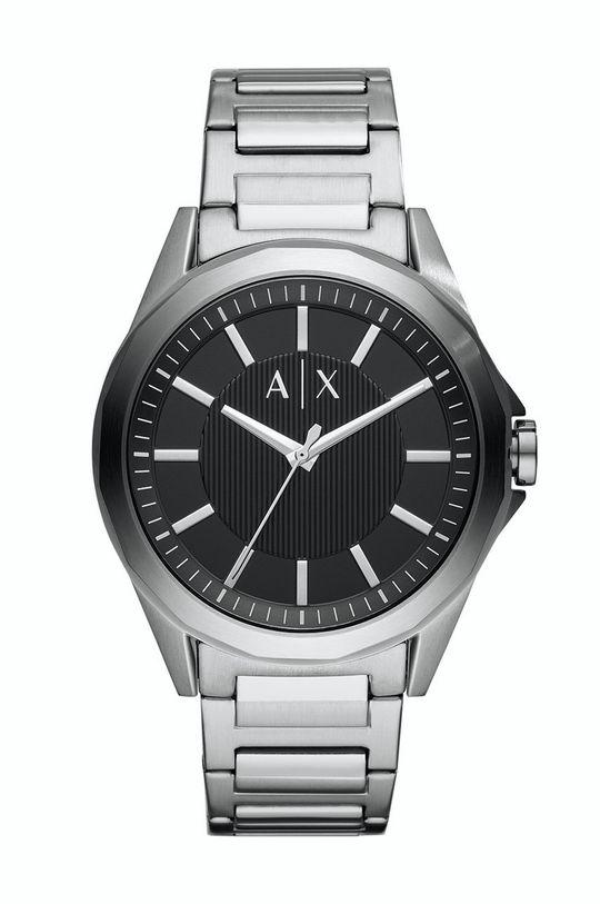 stříbrná Armani Exchange - Hodinky AX2618 Pánský