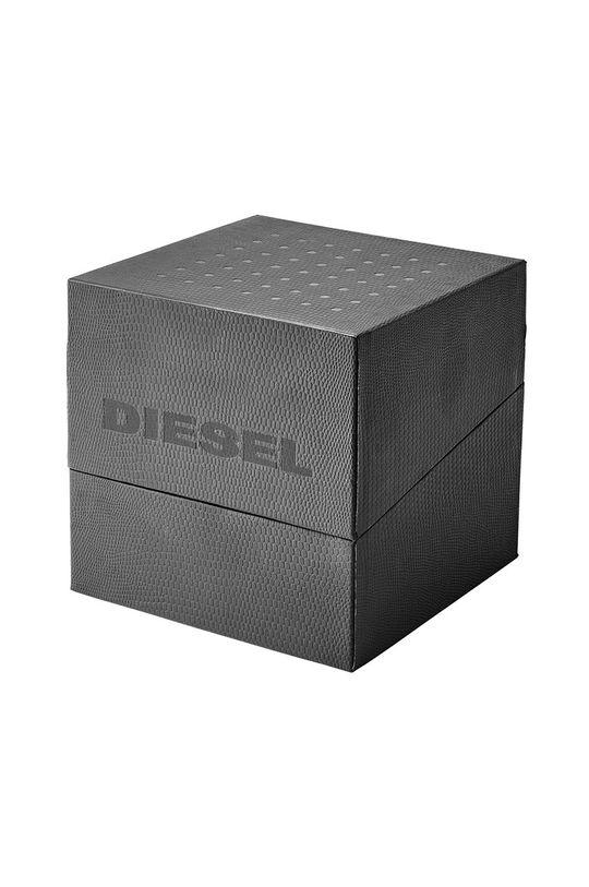 Diesel - Hodinky DZ4495 Přírodní kůže, Ocel, Minerální sklo
