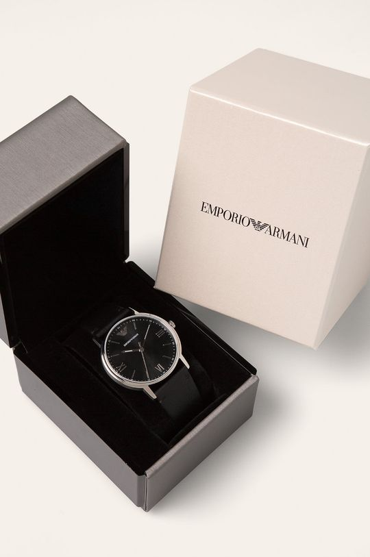 Armani Exchange - Годинник AR11013 чорний