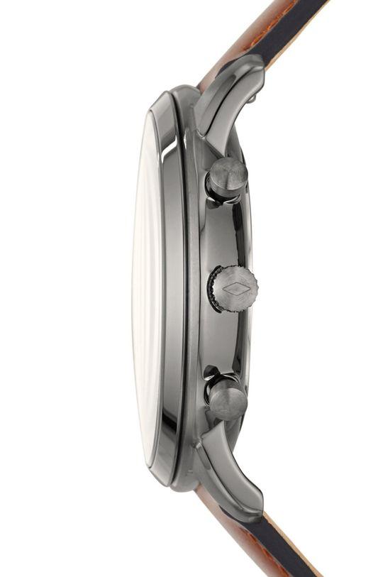 Fossil - Zegarek FS5512 Materiał zasadniczy: Skóra naturalna, Stal szlachetna, Szkło mineralne,