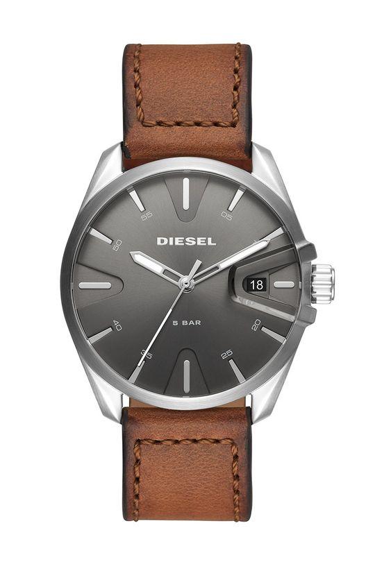 stříbrná Diesel - Hodinky Pánský