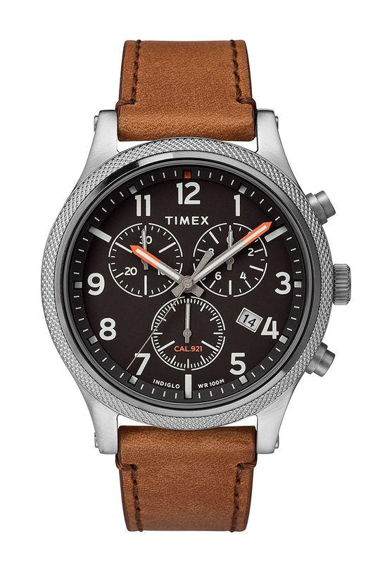 negru Timex - Ceas TW2T32900 De bărbați