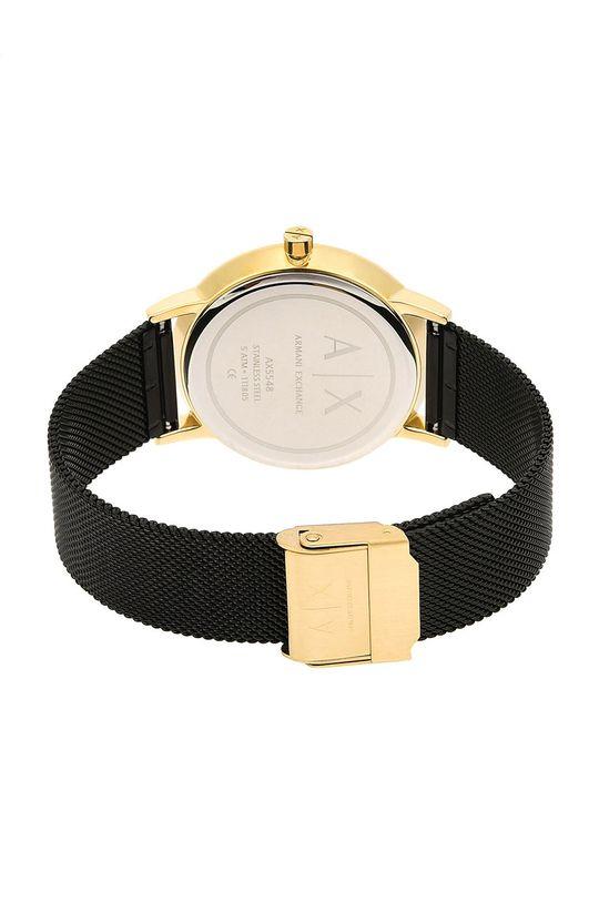 Emporio Armani - Zegarek AX5548 Materiał zasadniczy: Stal szlachetna, Szkło mineralne
