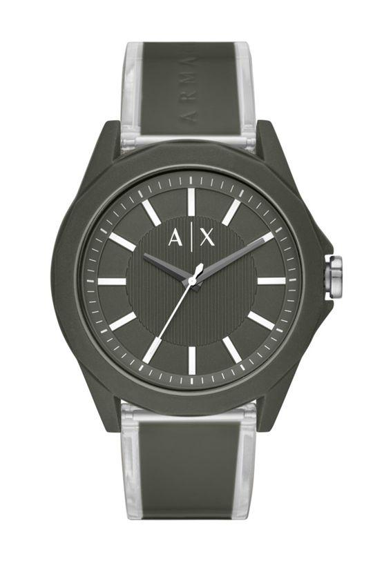 čierna Armani Exchange - Hodinky AX2638 Pánsky