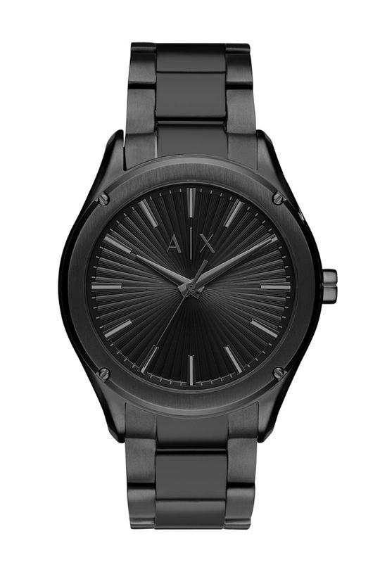 čierna Armani Exchange - Hodinky AX2802 Pánsky