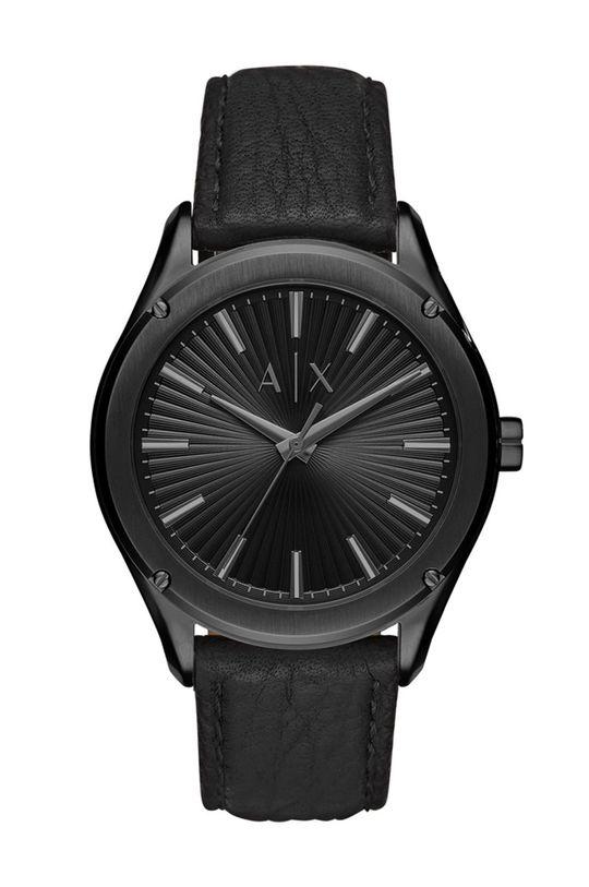 čierna Armani Exchange - Hodinky AX2805 Pánsky