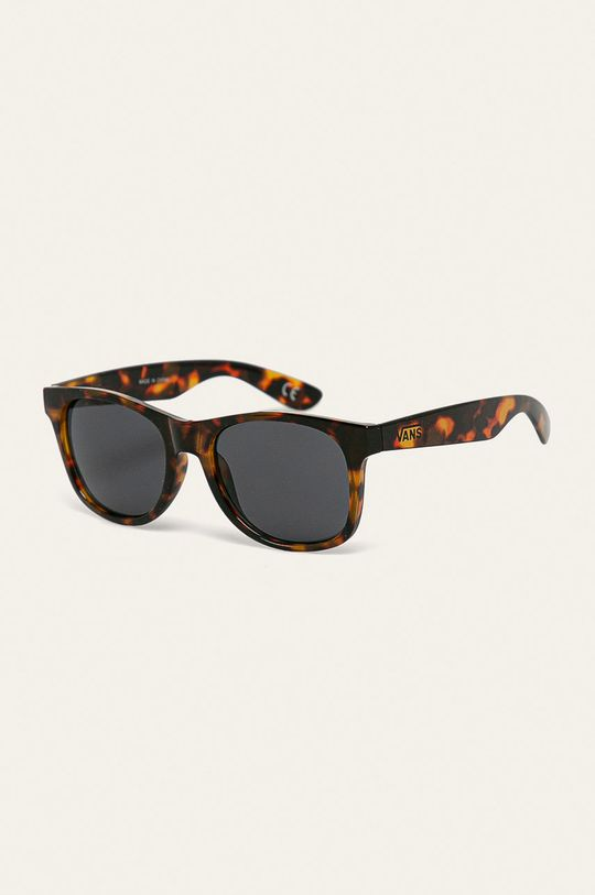 brązowy Vans - Okulary Męski