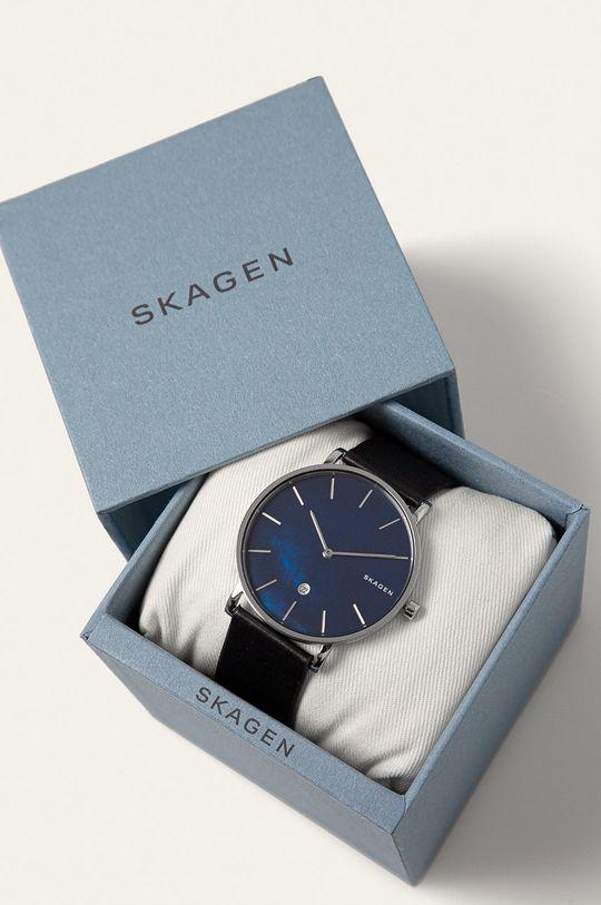 Skagen - Годинник SKW6471  Натуральна шкіра, Благородна сталь, Мінеральне скло
