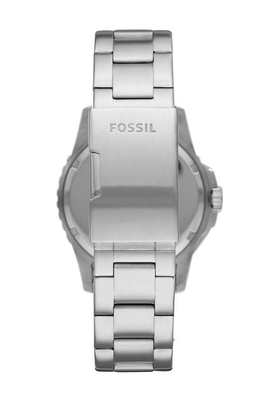 Fossil - Zegarek FS5657 srebrny