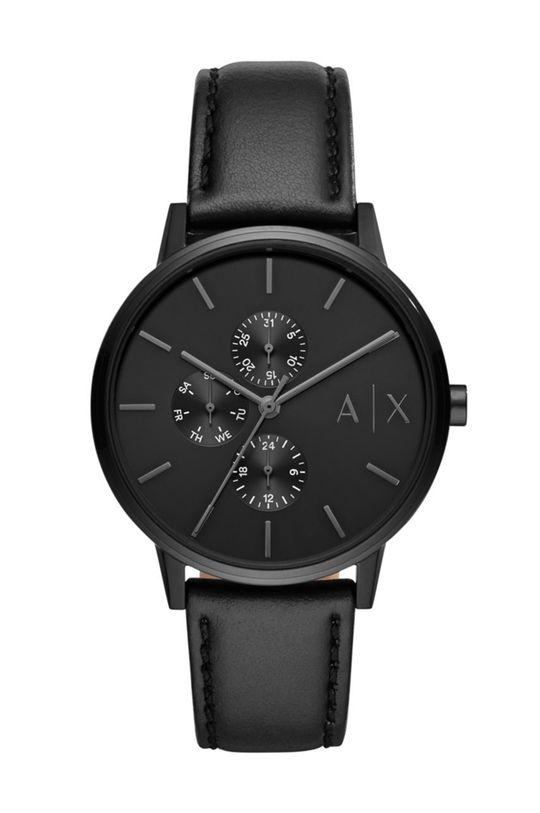 černá Armani Exchange - Hodinky AX2719 Pánský