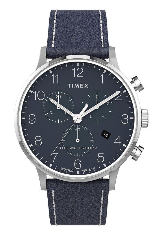 блакитний Timex - Годинник TW2T71300 Чоловічий