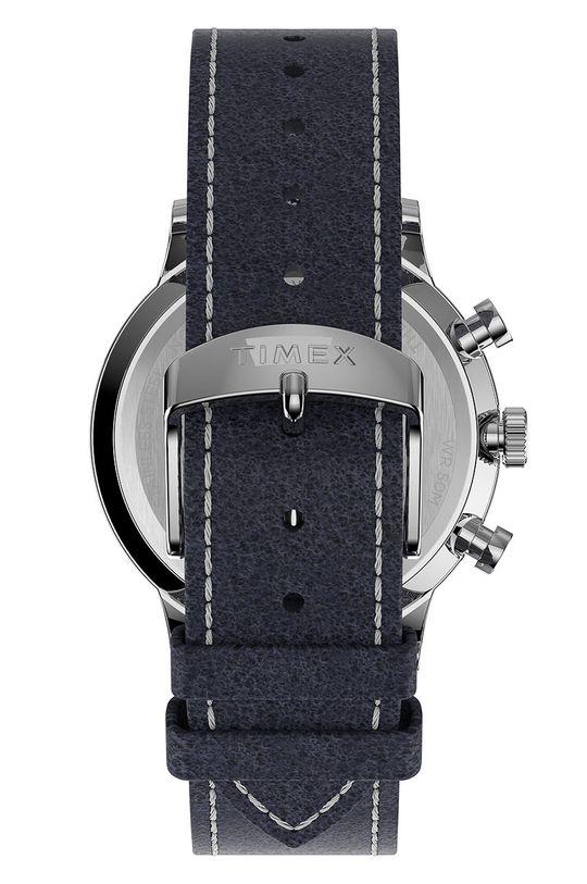 Timex - Годинник TW2T71300  Натуральна шкіра, Сталь, Мінеральне скло