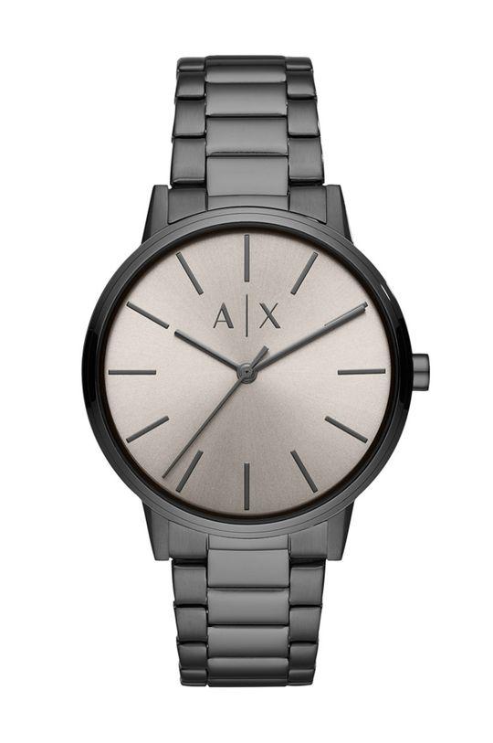 szary Armani Exchange - Zegarek AX2722 Męski