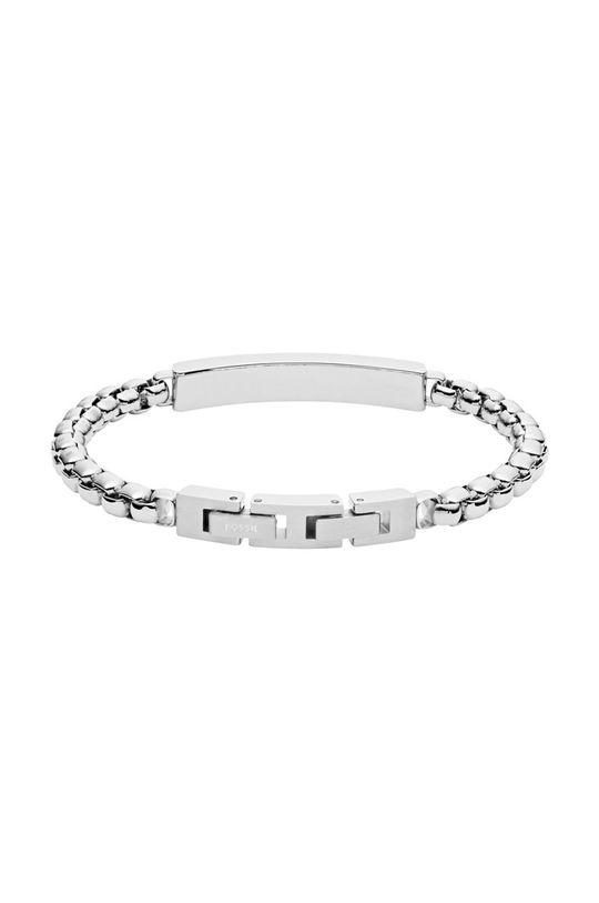 FOSSIL - Biżuteria JF03393040 srebrny