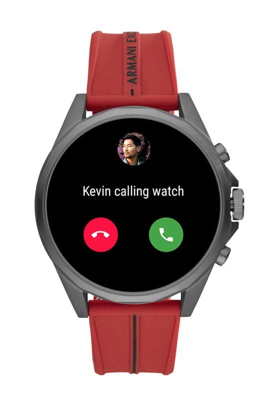 czerwony Armani Exchange - Smartwatch AXT2006 Męski