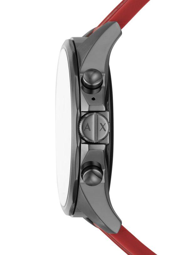 Armani Exchange - Smartwatch AXT2006 Materiał 1: Stal nierdzewna, Materiał 2: Materiał syntetyczny
