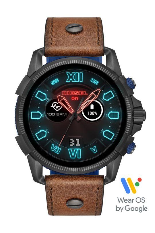 hnědá Diesel - Smartwatch DZT2009 Pánský