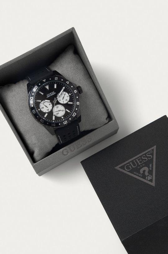 Guess Jeans - Zegarek W1108G3 Materiał syntetyczny, Stal szlachetna, Szkło mineralne