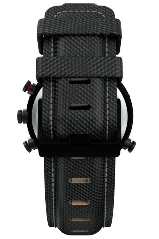 Timex - Zegarek TW2T76400 Materiał tekstylny, Stal szlachetna, Szkło mineralne