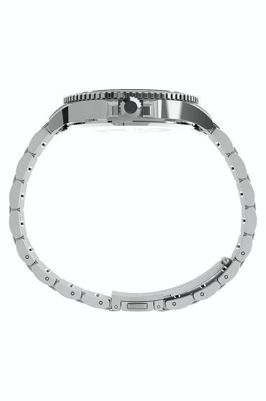 Timex - Hodinky TW2U13100 stříbrná