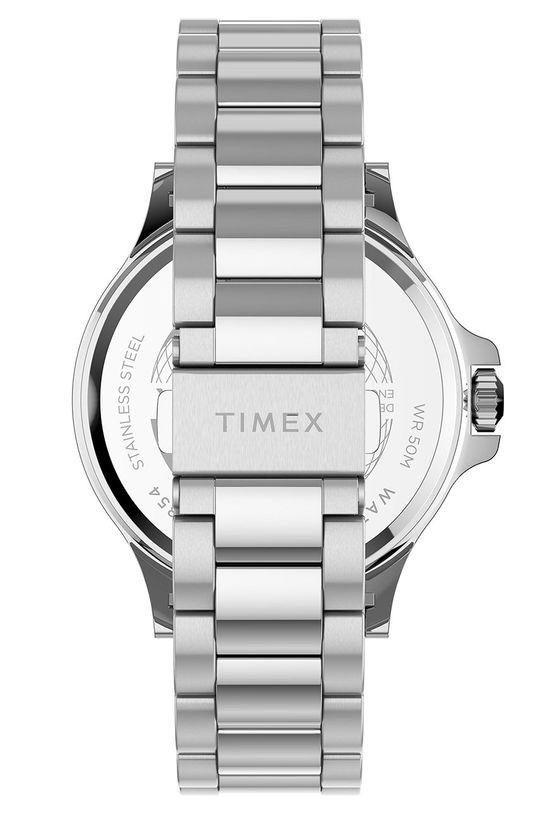 Timex - Hodinky TW2U13100  Mosaz, Ocel, Minerální sklo