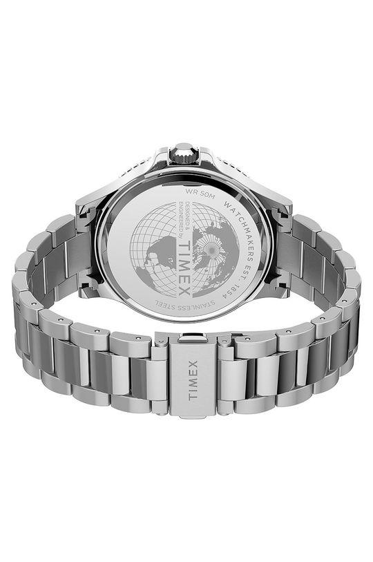 stříbrná Timex - Hodinky TW2U13100