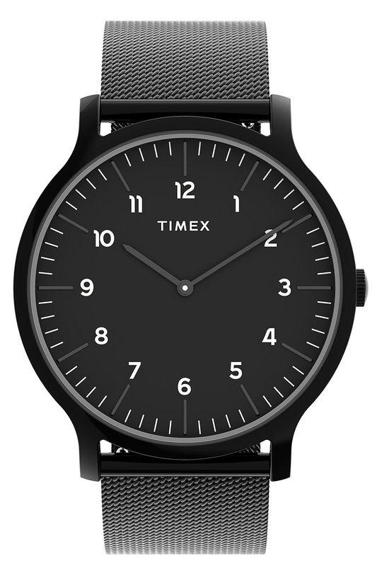 чорний Timex - Годинник TW2T95300 Чоловічий