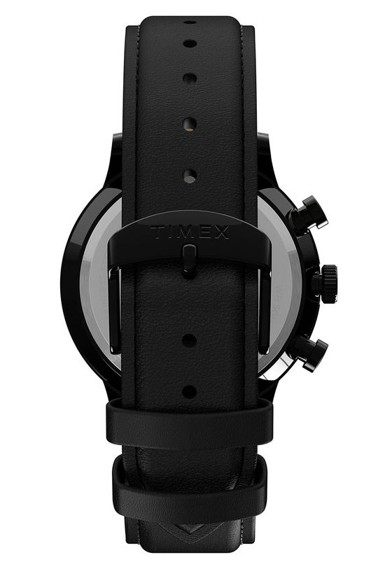 Timex - Hodinky TW2U04800  Přírodní kůže, Nerezová ocel, Minerální sklo