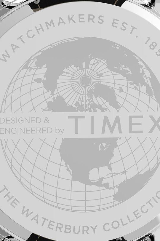 Timex - Hodinky TW2U02200  Přírodní kůže, Nerezová ocel, Minerální sklo
