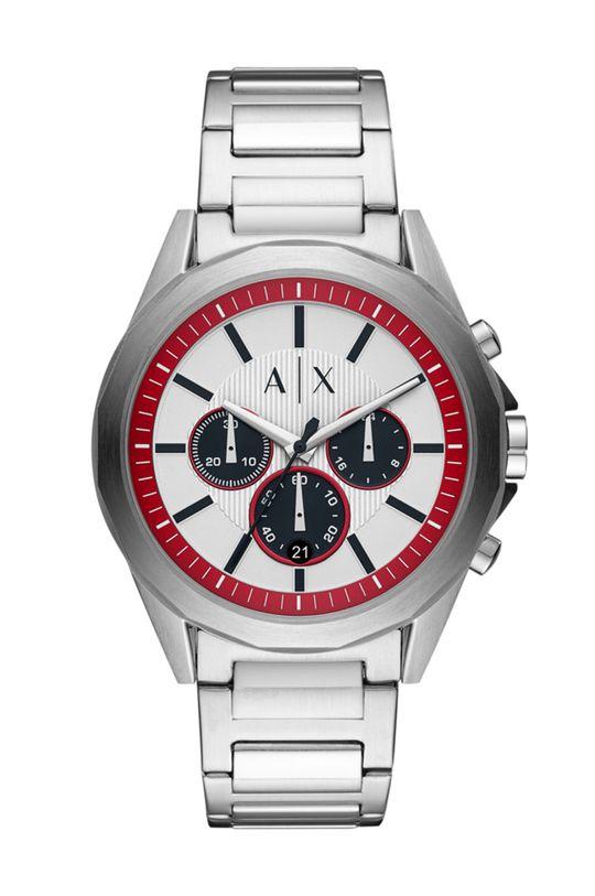 argintiu Armani Exchange - Ceas AX2646 De bărbați