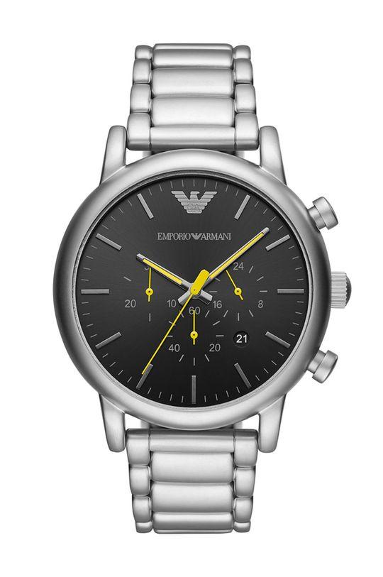 срібний Emporio Armani - Годинник AR11324 Чоловічий
