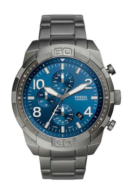 сірий Fossil - Годинник FS5711 Чоловічий