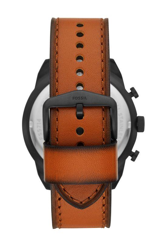 Fossil - Годинник FS5714 коричневий